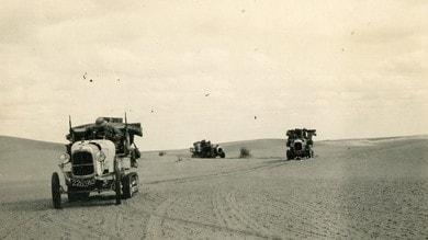Citroen B2 Type: la storica traversata del Sahara