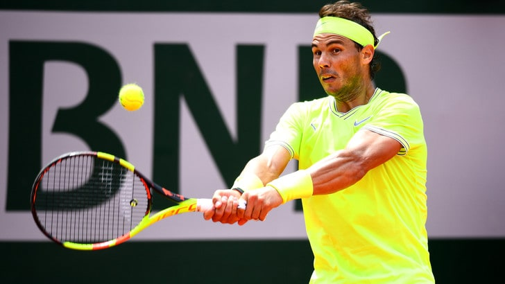 Nadal avanza ai sedicesimi di finale del Roland Garros: Maden ko