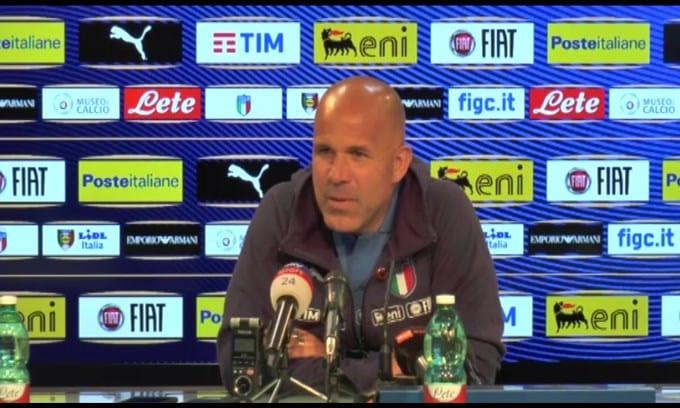 """Di Biagio: """"Vincere l'Europeo è il nostro obiettivo"""""""