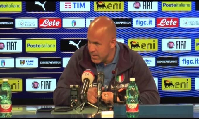 """Di Biagio: """"Il giorno che smetterò con l'Italia, mi piacerebbe allenare la Roma"""""""