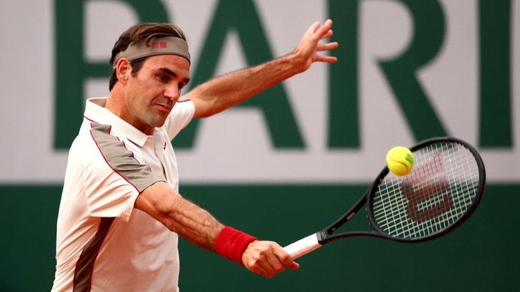 Tutto facile per Federer: è al terzo turno del Roland Garros