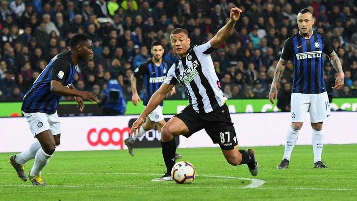 De Maio rinnova con l'Udinese: contratto fino al 2022