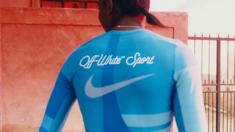 """Arriva """"Athlete in Progress"""" la nuova collezione firmata Nike c/o Virgil Abloh"""
