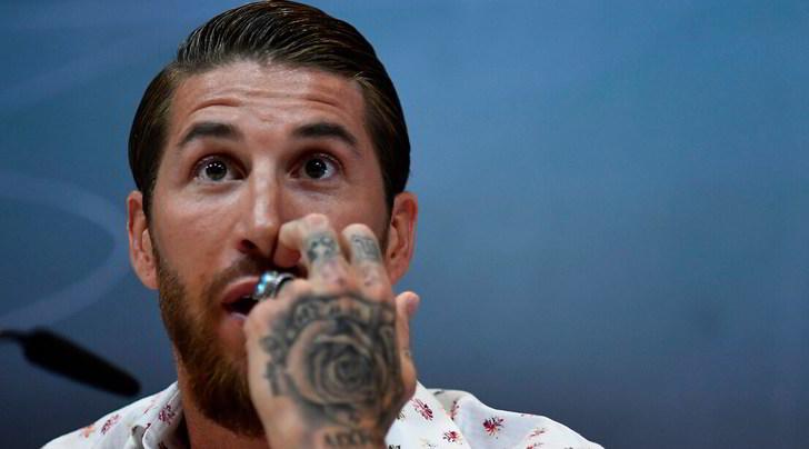 """Sergio Ramos, niente Juve: """"Resto al Real. Voglio chiudere qui la mia carriera"""""""