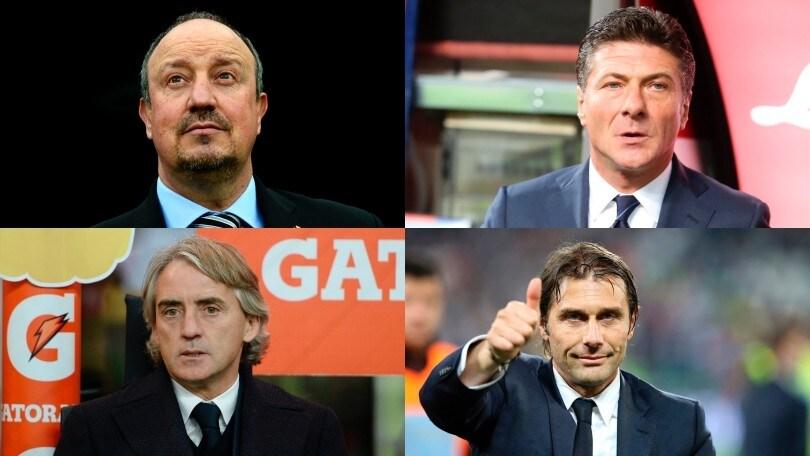 Inter, quanti cambi in panchina dopo Mourinho!
