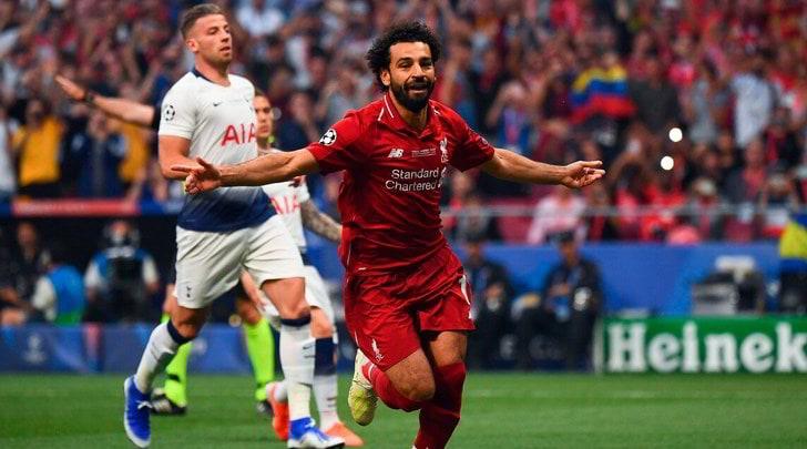 Tottenham-Liverpool 0-2: la Champions League va ai Reds