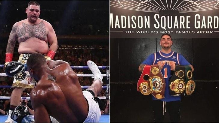 Joshua finisce ko! Ruiz è il nuovo campione del mondo dei pesi massimi