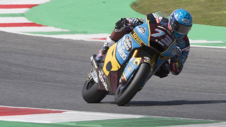 Mugello: vince Alex Marquez, secondo Luca Marini