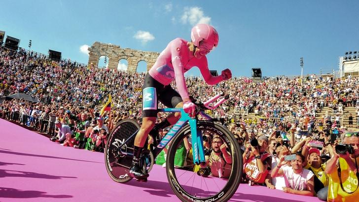 Giro d'Italia, nel 2020 si partirà dall'Ungheria