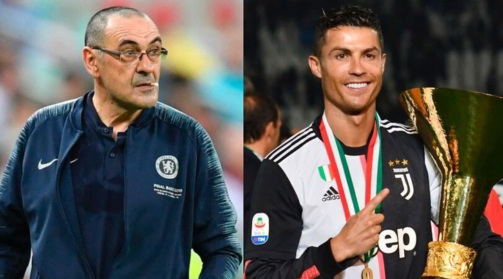 Juve, Sarri fa felice Cristiano Ronaldo: gol e gioco offensivo