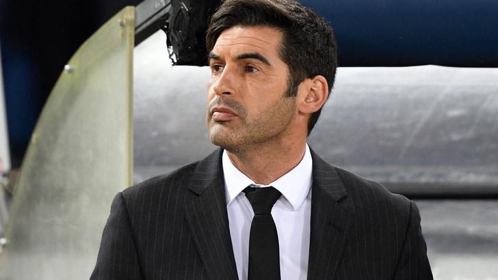 Fonseca-Roma, c'è da rifare una squadra: si parte