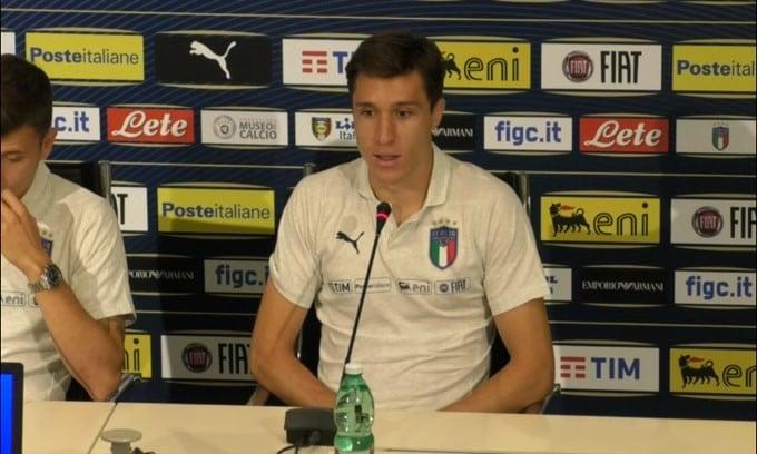 """Chiesa: """"Mercato? Non ho parlato con la Fiorentina"""""""