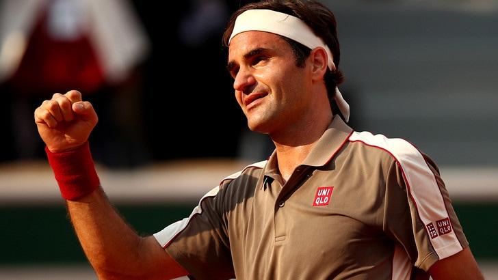 Federer batte Wawrinka: in semifinale avrà Nadal. Fognini nella storia
