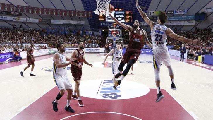 Basket, Serie A: Venezia-Cremona, scatto Umana a 1,30