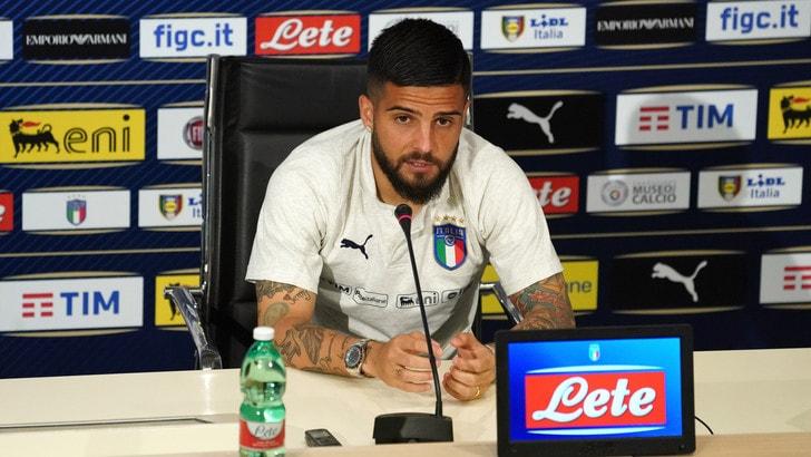 """Insigne: """"Sarri alla Juve? Se ufficiale, sarà tradimento"""""""