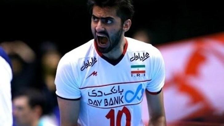 Amir Ghafour è il terzo colpo della Lube