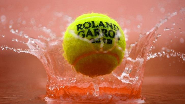 Roland Garros: vince il maltempo. Cancellato il programma del mercoledì