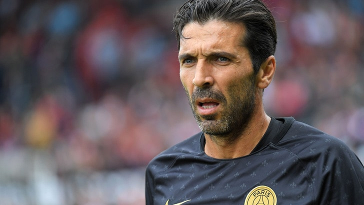 Buffon, in quota arriva la Figc