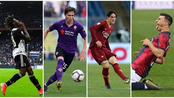 Italia, Di Biagio ne chiama 23 per l'Europeo Under 21: ci sono Kean, Chiesa, Zaniolo e Orsolini