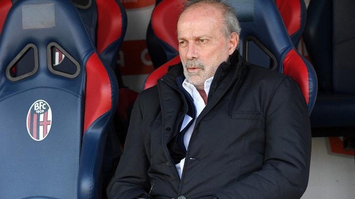 Bologna, Walter Sabatini è il nuovo coordinatore dell'area tecnica