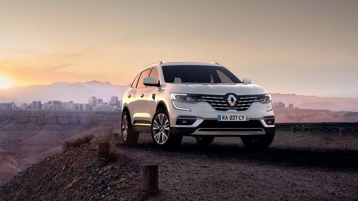 Renault Koleos 2019, restyling a tutto Diesel