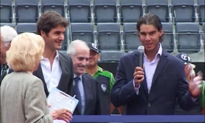Roland Garros, Nadal in finale