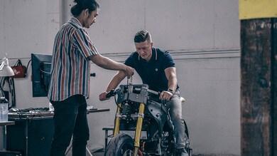 Damon Motorcycles e la tecnologia: obiettivo sicurezza