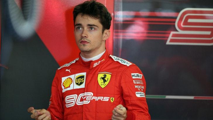 Leclerc davanti nelle libere in Canada: