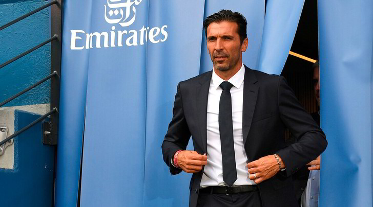 Buffon, tra i suoi dubbi c'è anche la Juve