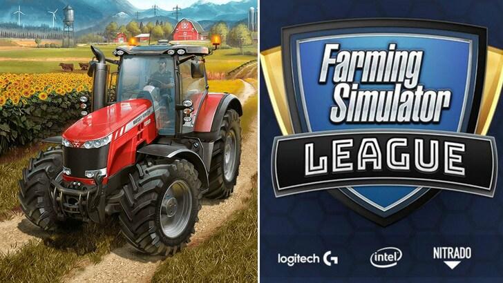 Farming Simulator League: è finalmente realtà