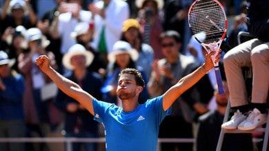 Thiem supera Djokovic: è ancora finale al Roland Garros