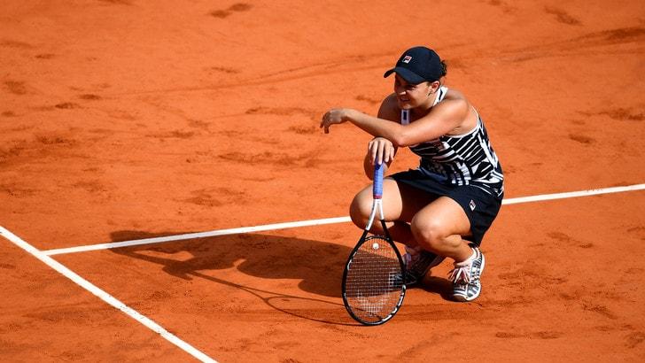 Il Roland Garros è della Barty: Vondrousova ko