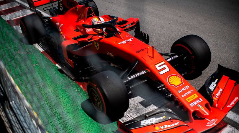 """Vettel super in Canada: """"Contento per il team, pole slancio per la gara"""""""