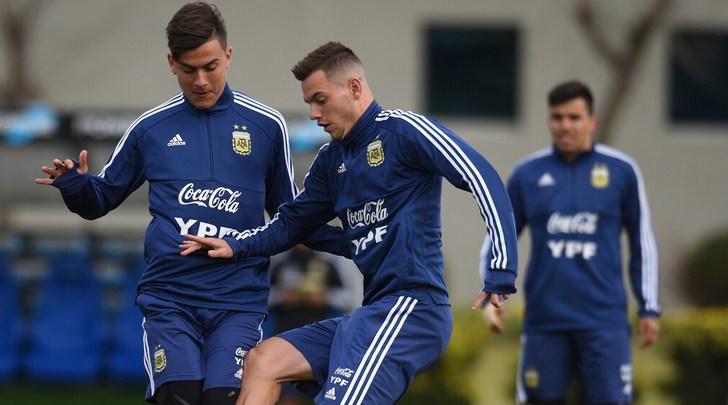 Juve, Dybala per Messi e Sarri