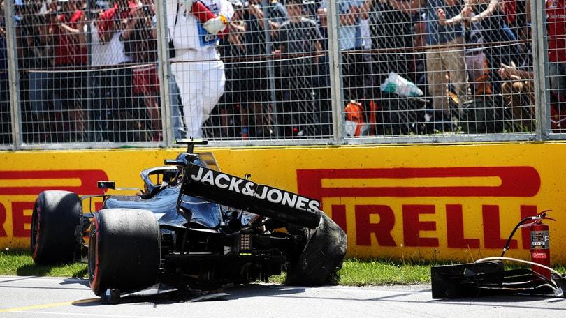 Gp Canada: Sainz penalizzato in griglia di partenza