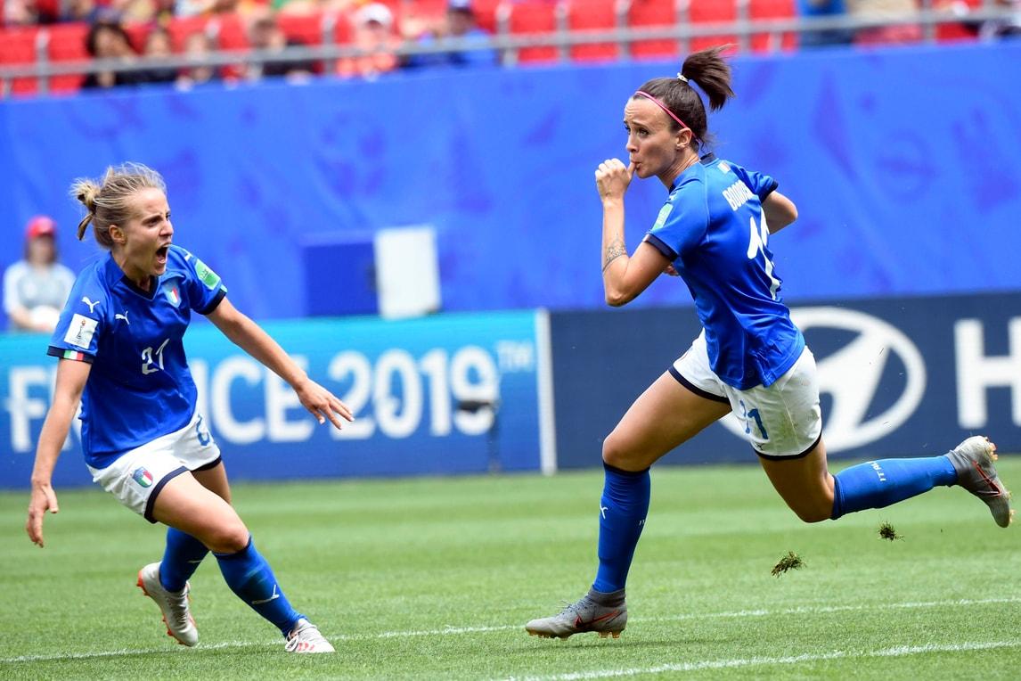 Bonansea da urlo: la sua doppietta fa volare l'Italia. Australia ko