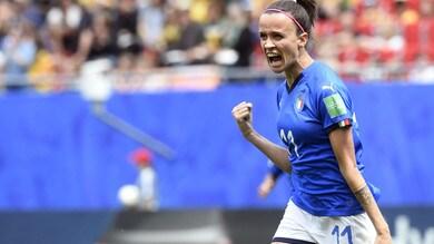 Mondiali femminili, l'Italia vola con la fuoriclasse della Juventus Bonansea. Australia al tappeto