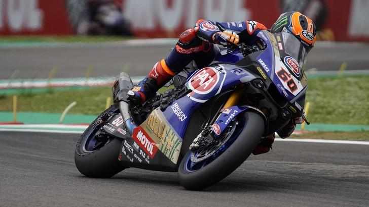 Sbk, Jerez: vittoria per Van der Mark in Gara 2