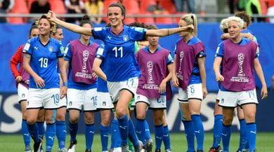 Italia, esordio vincente nel segno del gioco e di Barbara Bonansea