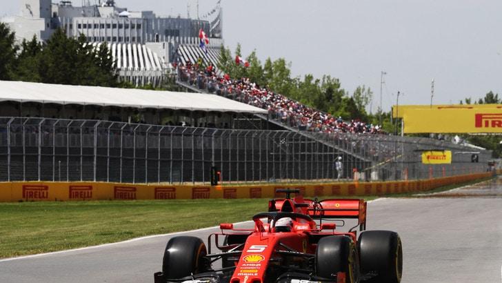 Gp Canada: Vettel penalizzato, Hamilton leader virtuale