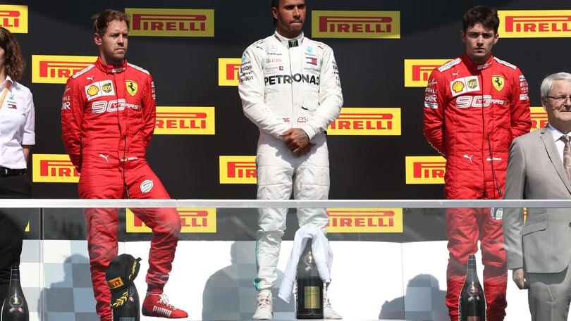 """Ferrari, Binotto: """"Vettel non ha commesso errori, è vincitore morale"""""""