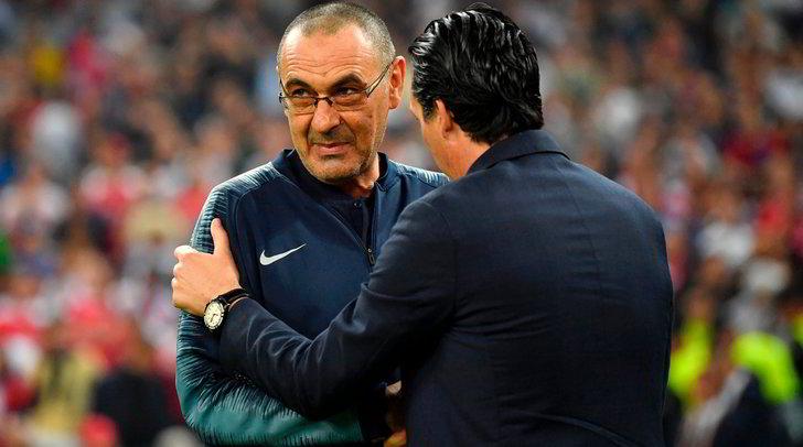 Sarri alla Juve: oggi l'ok del Chelsea, poi blitz a Torino