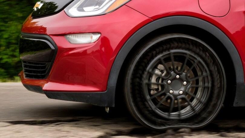Michelin Uptis, pneumatico senz'aria dal 2024