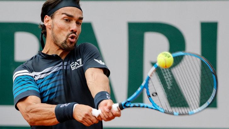 Ranking ATP: Fognini entra ufficialmente in Top10