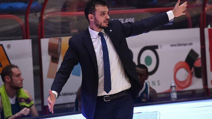 Trento, è ufficiale: Brienza è il nuovo allenatore