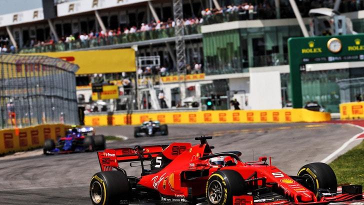 Gp Canada: Vettel penalizzato, ma per i bookmaker ha vinto lui