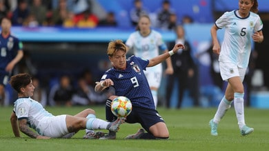 Mondiali femminili: punto storico dell'Argentina con il Giappone, vince il Canada