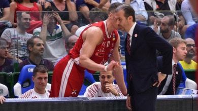 Pianigiani saluta l'Olimpia Milano, è già pronto Ettore Messina