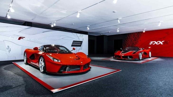 Ferrari, la mostra per i 90 anni al Museo di Maranello