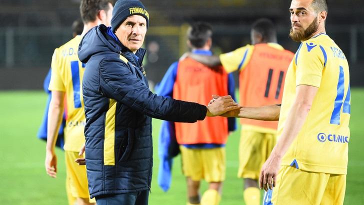 Fermana, il direttore sportivo Andreatini rinnova fino al 2021